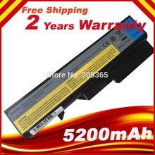 6 Cells Battery G460 For Lenovo G470 V470 L09C6Y02 L09L6Y02 L09M6Y02 L09N6Y02 L09S6Y02 LO9L6Y02 LO9S6Y02 B570E free shipping