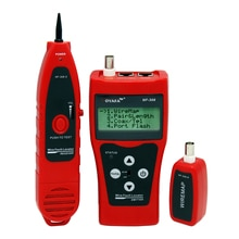 NOYAFA 30 pièces NF-308 bleu testeur de câble réseau polyvalent pour Ethernet LAN téléphone Test fil Tracker USB Coaxial