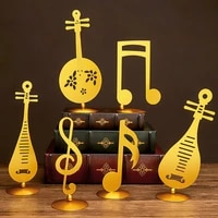 musical instrument musical note model crafts creative ornaments home accessories living room room furnishings