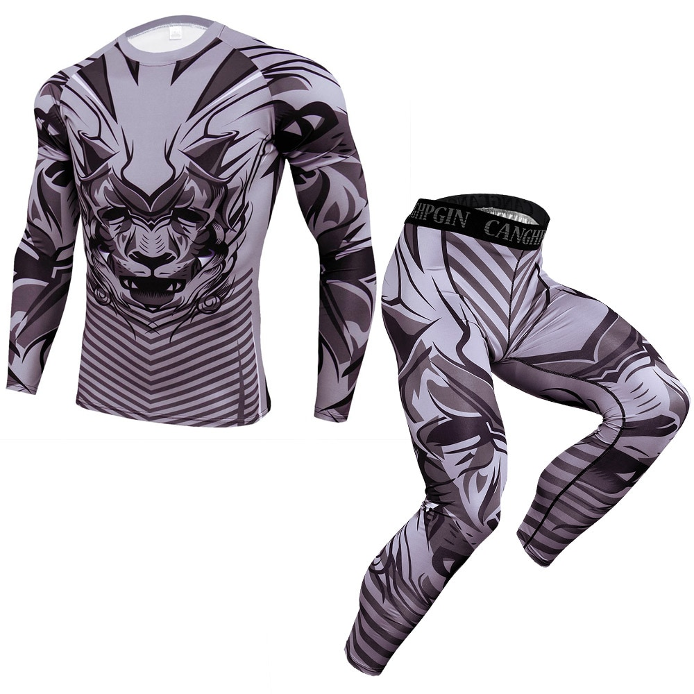 Men Motorcycle Long Sleeve Jacket +Pants Quick Dry Sport Suit Running Chaqueta Moto Breathable Racing Riding Jacket for Autumn enlarge
