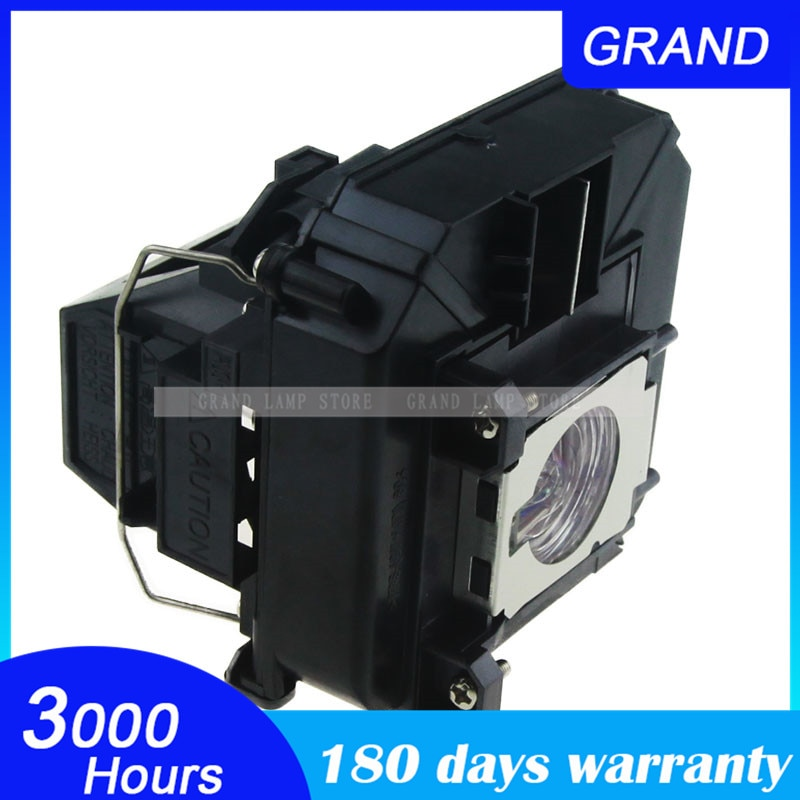 GRAND ELPLP68 Replacement Projector Lamp with Housing for  EH-TW5900/EH-TW5910/EH-TW6000/EH-TW6000W/EH-TW6100