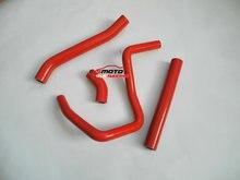 Tuyau Silicone radiateur pour Honda TRX700XX 08-2011 10 09 rouge/bleu 2008 2009