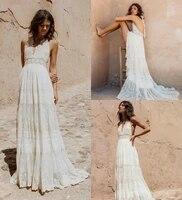 backless bridal gowns custom made beach bo