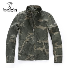 New Military Cargo Jacket Men Spring Autumn Tactical Camo Mens Jackets Casual Windbreaker Coats Male