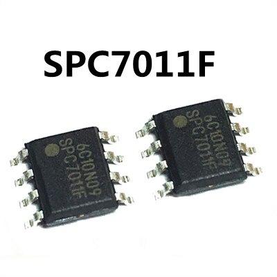 10pcs/lot SPC7011F-C6-TE3 SOP-8 SPC7011F SOP SPC7011F-C6 SMD SPC7011 SOP8 In Stock