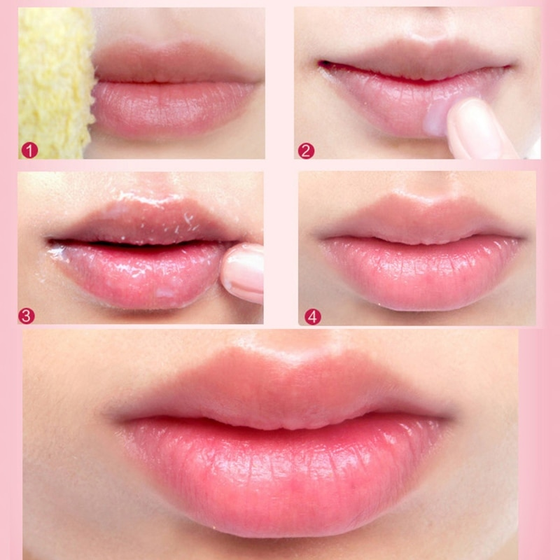 2019 Hot Professional Full Lips Cosmetics Remove Dead Skin Moisturizing Propolis Lip Care Exfoliating Lip Scrub Skin Care