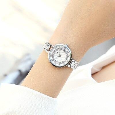 Top Brand  Luxury Fashion Women Watches Lady Watch Stainless Steel Dress Women Watch Quartz Wrist Watches enlarge