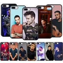 Liam Payne de Téléphone TPU Souple pour iPhone SE 2020 11 Pro 5 5s 6 6s 7 8 Plus X XR XS MAX