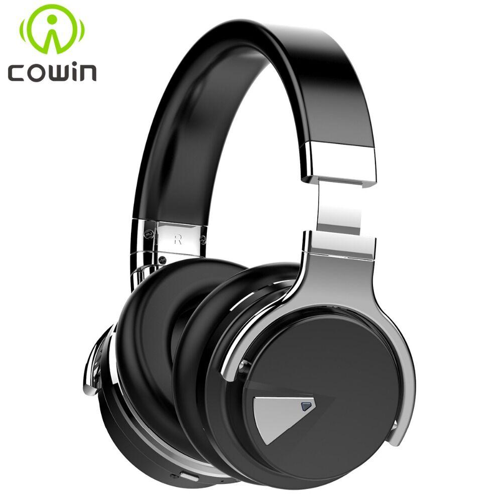 Оригинальные bluetooth-наушники Cowin E7 ANC, беспроводные bluetooth-наушники для телефонов, наушники с активным шумоподавлением