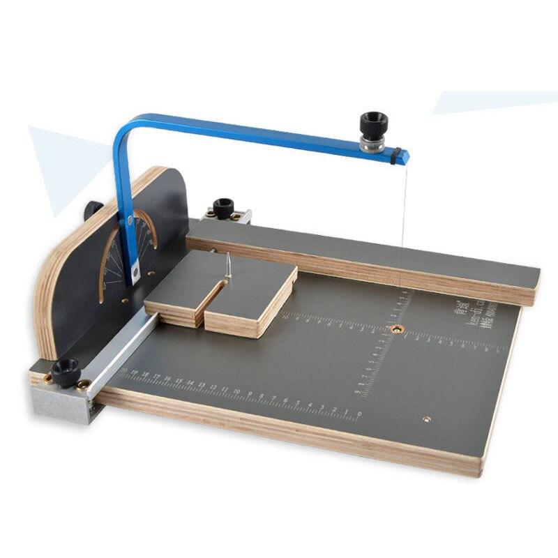 الكهربائية سلك ساخن الكثافة ماكينة تقطيع إسفنج أفقية المنزلية خفيفة الوزن قاطع الفوم الستايروفوم قطع الجدول رغوة 380x280MM.