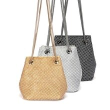 2020 New designer Mini chain tas import wanita woman high quality luxury pearl crossbody bag ladies