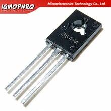 10 pièces 2SB649A À-126 2SB649 TO126 B649A B649 Audio sur tube Produits Chauds