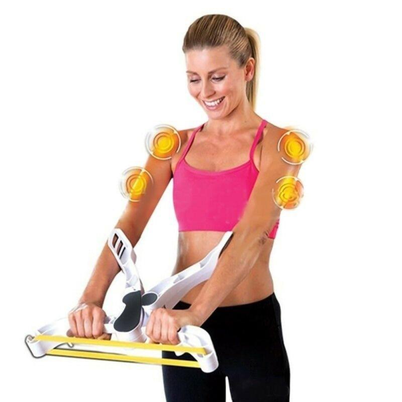 Armure utile Fitness poignée Force merveille bras avant-bras poignet exercice Force corps poignée main bras exercice bras train S1