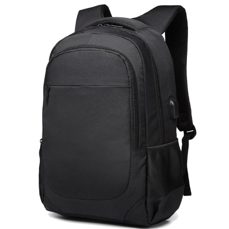حقيبة ظهر رجالية مضادة للسرقة ، حقيبة ظهر متعددة الوظائف مع شحن USB ، حقيبة كمبيوتر محمول لطلاب الكلية ، حقيبة مدرسية من قماش أكسفورد ، 2021
