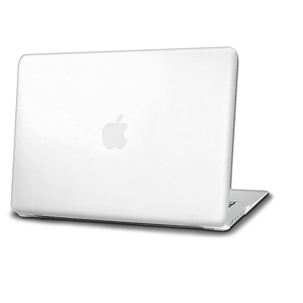 Case for Macbook Air 13 A2337 (M1) 2020 /MacBook Pro 13/15/16 /Air 11 /White A1342 Anti-fall Hard Matte Laptop Protective Cover
