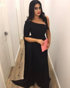 Prom Evening Celebrity Dresses 2020 Woman's Party Night Cocktail Long Mermaid Dresses Plus Size Dubai Arabic Formal Dress