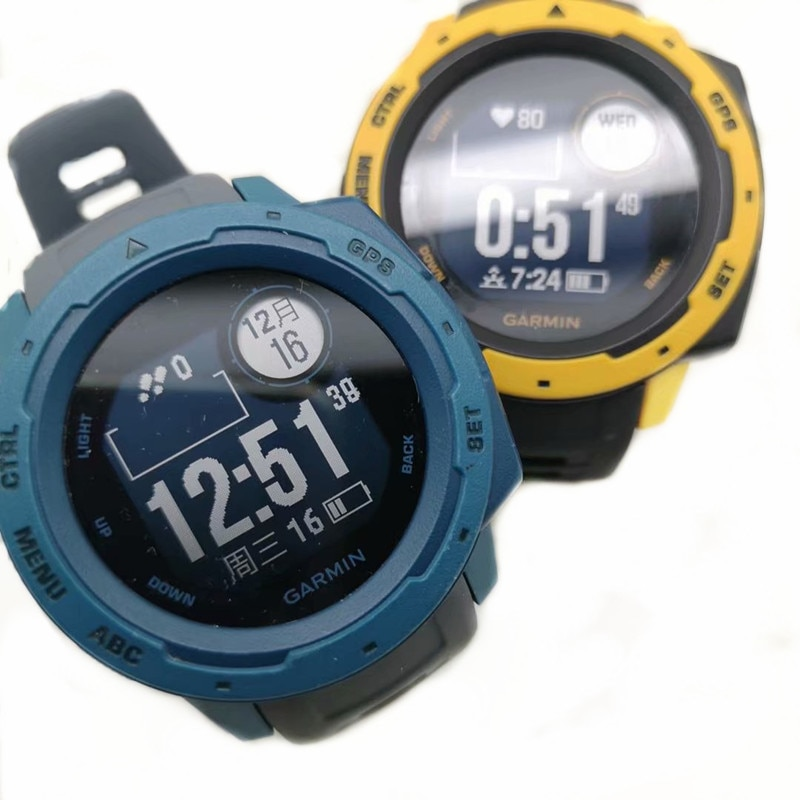 Review Garmin instinct Smart watch all around model Asian version