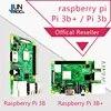 Raspberry Pi original avec WiFi et Bluetooth modèle B+ Pi3 B plus Pi 3 et Pi 3B