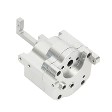 Metal 2 Speed Gearbox Case Housing Shell Speed for WPL C14 C24 B14 B36 MN D90 MN-90 MN99S  Q65 RC Ca