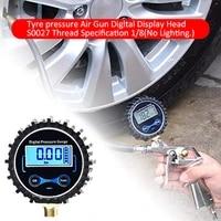 digital tire pressure gauge car bike motorcycle tyre tester air psi meter 18npt air pressure for motorcycle cars truck bicycle