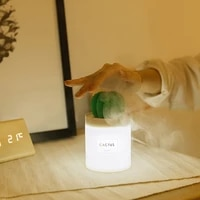 ELOOLE     diffuseur dhuile essentielle aromatique USB  brumisateur  purificateur dair  veilleuse Led douce et chaude pour le bureau  la maison et la voiture