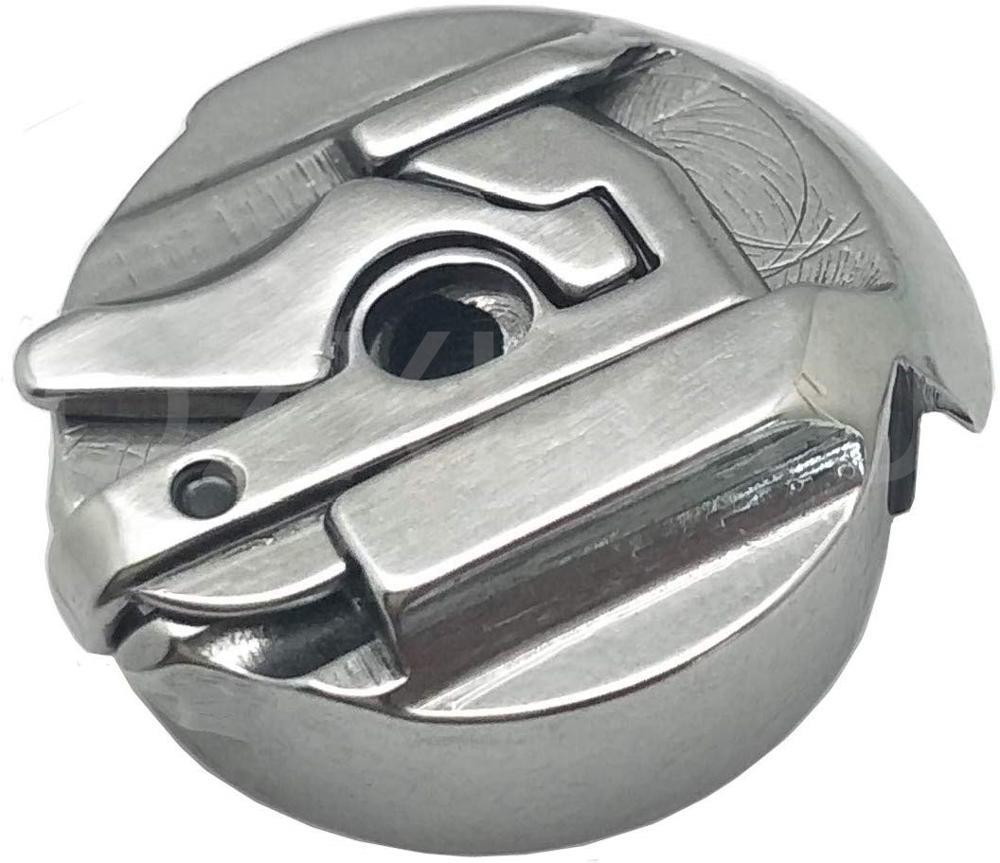 Bobina caso 45751 compatible con la marca Singer peso pluma máquinas de coser 221, 222 de 301 y 301A 5BB5824