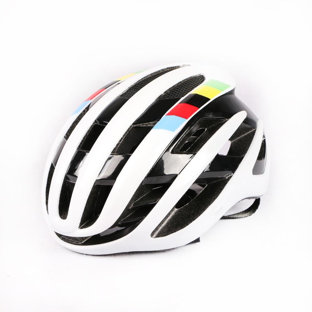 Новинка 2019, воздушный велосипедный шлем для гонок, шоссейного велосипеда, аэродинамический ветрозащитный шлем для мужчин, спортивный, аэро,...