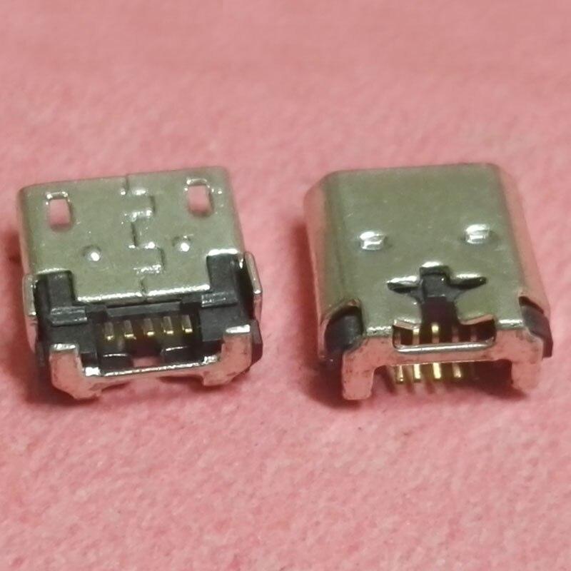 10 Uds del cargador de carga Usb docto conector de puerto para...