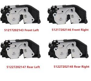 AP03 4pcs Rear Front Left Right Door Lock Actuator for BMW X6 E60 E70 E90 E65 E66 E81 E87 51217202143 51217202146 51227202148