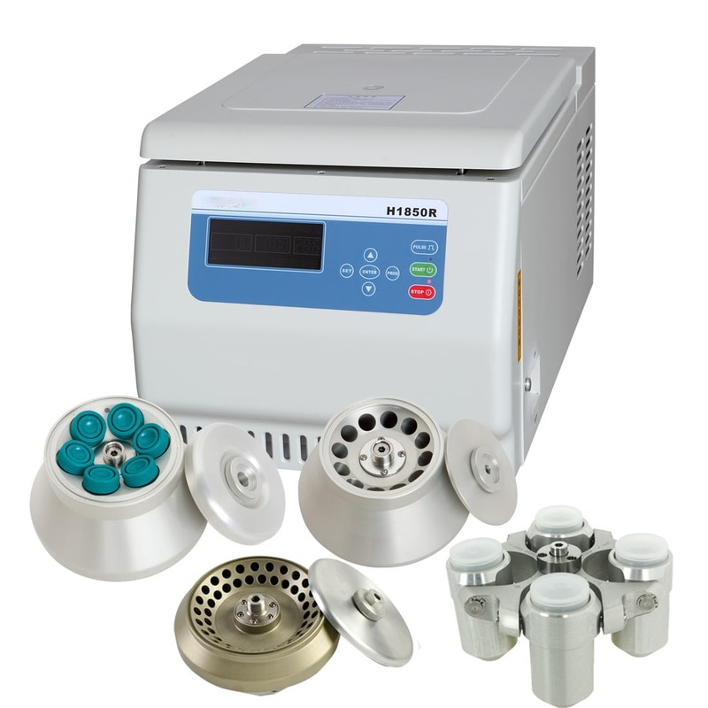 H1850R High Speed Refrigerated Centrifuge Machine for Lab Use