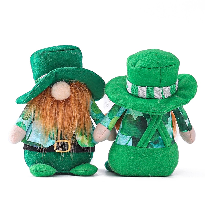 Tomte Scandinavian Nisse Plushie Lucky Toys St Patricks Day Gnome Swedish Brings Good Luck Lovely Plushie Ideal Gift for Family