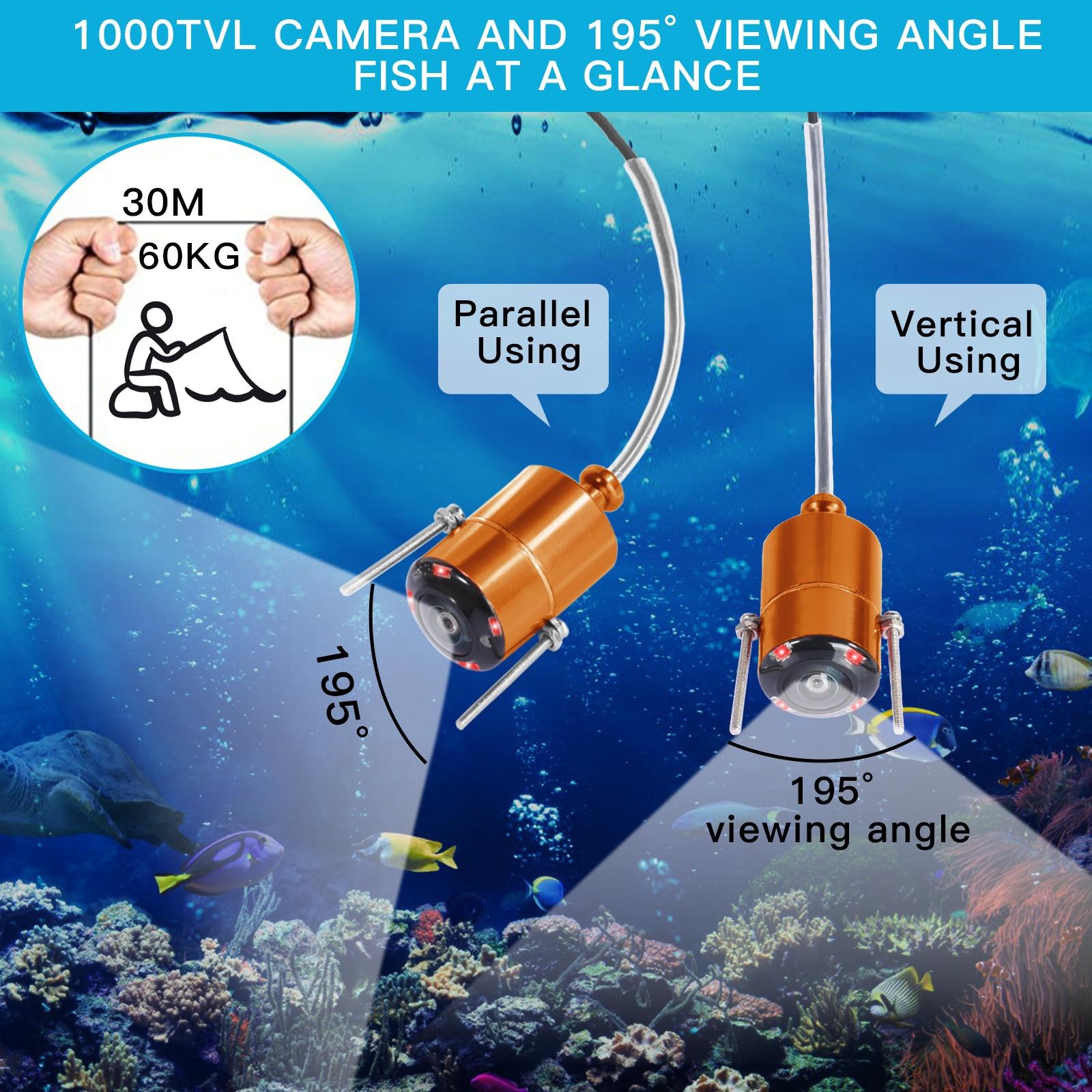 XJ-FISH 30M Fish Finder 5