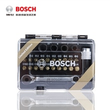 Bosch embout de tournevis 27 pièces et clé à cliquet multifonction ensemble mixte 27 pièces édition limitée version or noir