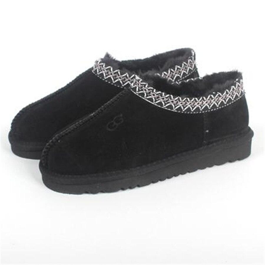 2020 zapatos mujer botas mujer Zapatos nieve tobillo invierno botas australia zapato mujeres botas cuero mujer buty mini fur boot bot