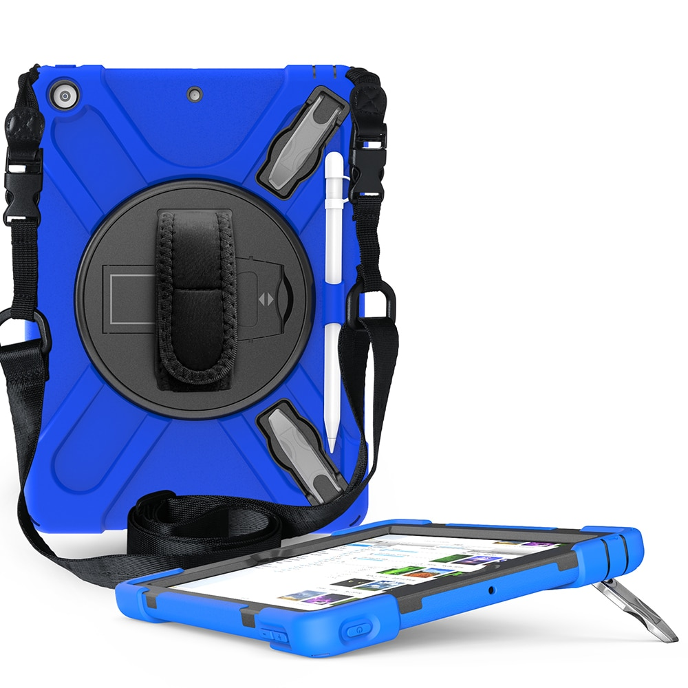Cover A2270 Armor A2429 Case iPad A2200 A2198 Kids Shokproof A2197 10.2 A2428 for Heavy