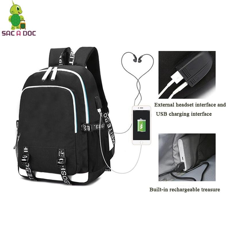 Personalizoni çantën shpine për lidhjen e imazhit të logos për - Çantë e shpinës - Foto 2