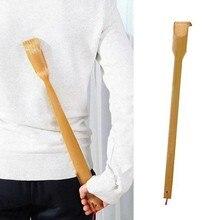 Durable Bamboo Massager Back Scratcher Wooden Scratching Backscratcher Massager Health Products