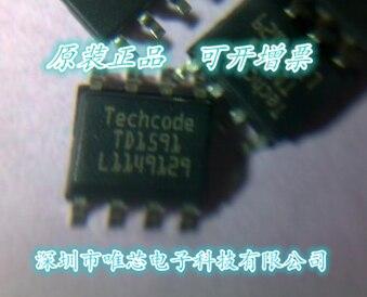 10pcs/lot  TD1591  SOP-8 10pcs lot td1529pr td1529 sop 8