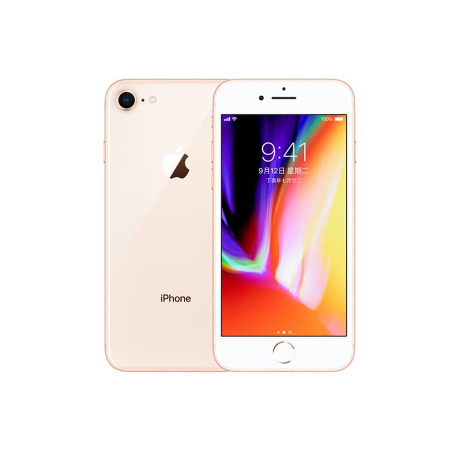 Test Well Original Apple iPhone 8 8P 8 Plus Used Unlocked Cell Phone Mobile phone 64/256gb Fingerprint touch ID Smart phone