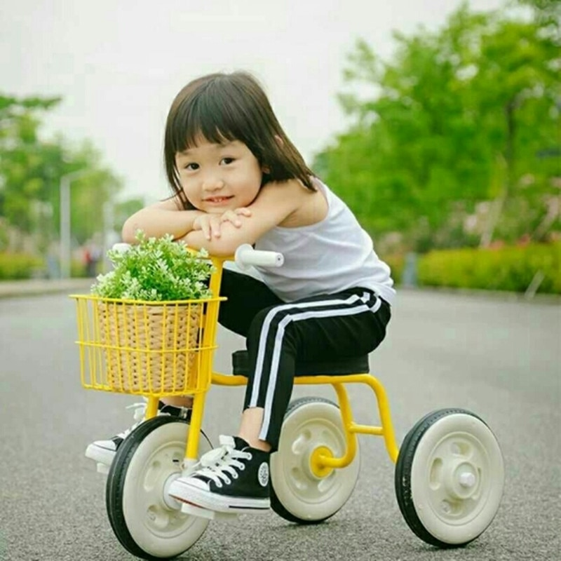 Модель 2020 года, детский трехколесный велосипед, детская коляска, детская игрушка, автомобиль, педаль, велосипед, трехколесный велосипед, бал...