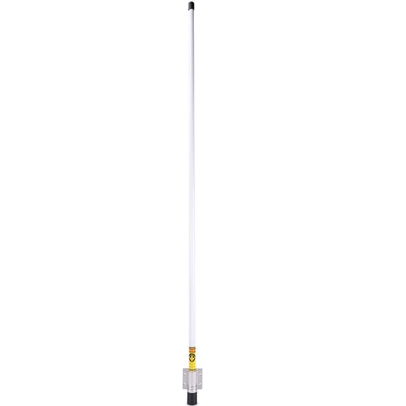 هوائي من الألياف الزجاجية VHF 156mhz ، للقوارب والصيد ، VHF156M ، AIS ، 156-163 م