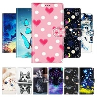 for samsung j8 j6 2018 j5 2017 j4 plus case leather flip wallet phone case for samsung a10 m10 m01 a01 core j5 prime j7 coques