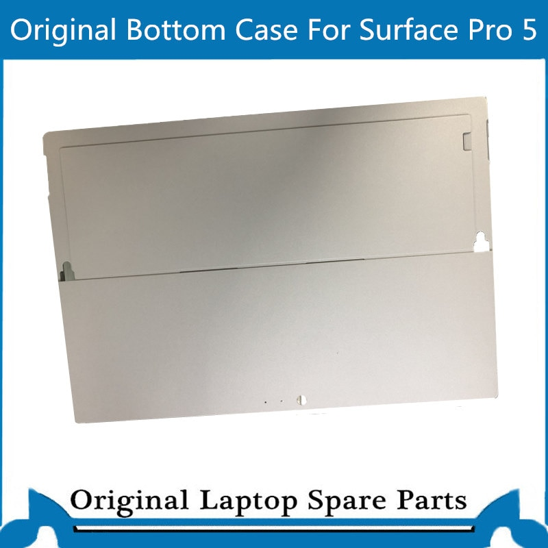 Original Tablet Case for Microsoft Surface Pro 5 Bottom Cover Case 1796 Bottom Case