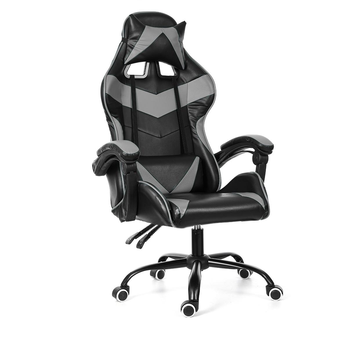 Shipping Büro Stuhl WCG Gaming Stuhl Computer Stuhl Internet Cafe Racing Stuhl WCG Gamer Liegen Haushalt Stuhl Sessel
