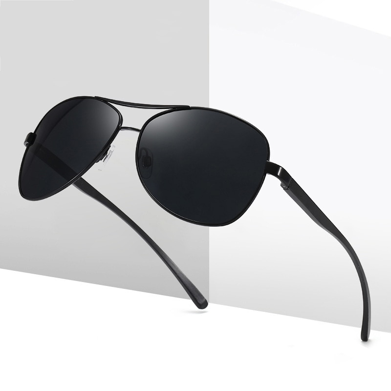 2020 New Aluminum Magnesium Sunglasses Men Polarized Coating Mirror Driving Glasses oculos Male Eyew