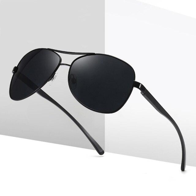 2020 New Aluminum Magnesium Sunglasses Men Polarized Coating Mirror Driving Glasses oculos Male Eyewear Accessories For Men