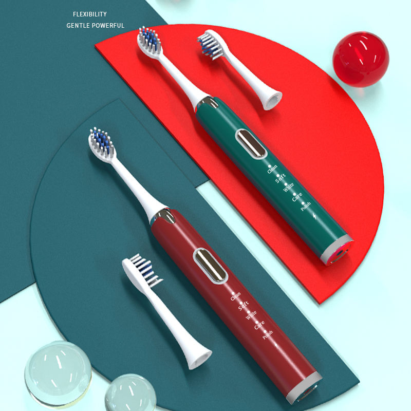 Electric Toothbrush Powerful Ultrasonic Sonic USB Charge Rechargeable Tooth Washable Electronic Whitening Teeth Brush Oral