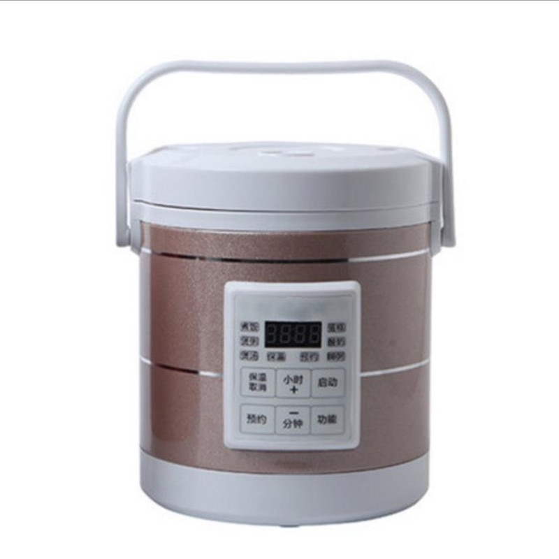 rice cooker used in car  and truck 12v to 24v enough for two to three persons