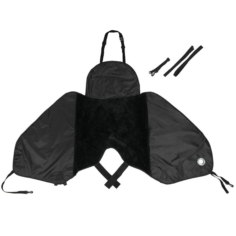 Leg Lap Apron Cover Waterproof Motorcycle Grip Handlebar Windshield Warm Knee Pads Amiable for Scoote Electric Cars
