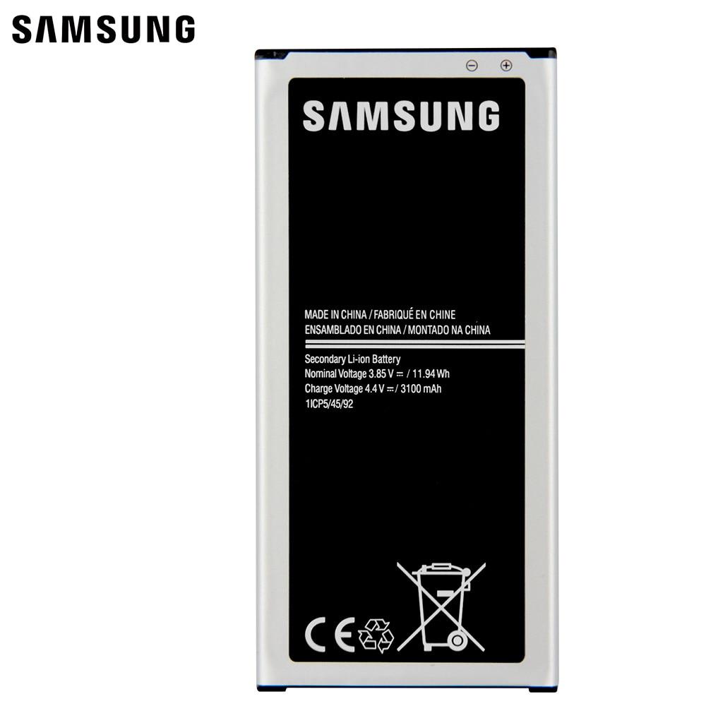 Samsung Original Replacement Battery EB-BJ510CBC For Samsung GALAXY 2016 Version j5109 j5108 J5 SM-J510 EB-BJ510CBE 3100mAh enlarge